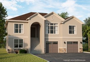 Blue Tide Florida Home Builders House Plan