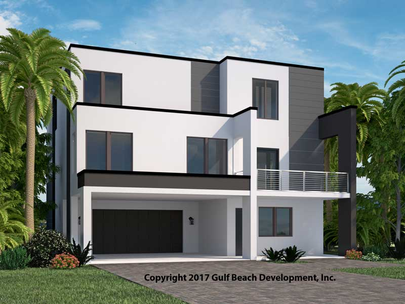 island bay coastal collection - Florida Coastal House Plans