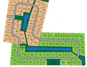 picking the right new construction building lot