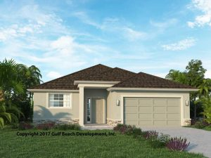 Newberry ICF home builder plan