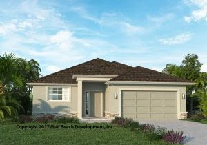 Newberry ICF home builder plan